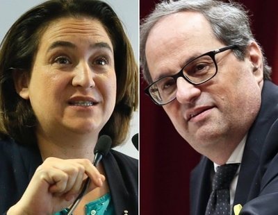 Ada Colau exigirá a Quim Torra que se centre en las políticas sociales