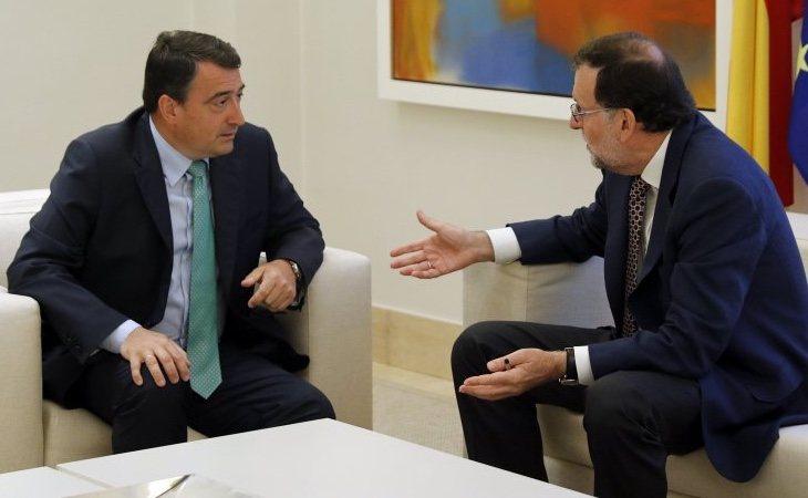 Aitor Esteban (PNV) ha apoyado los presupuestos de Mariano Rajoy