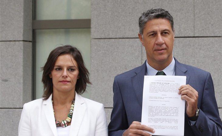 Albiol será sustituido por Esperanza García