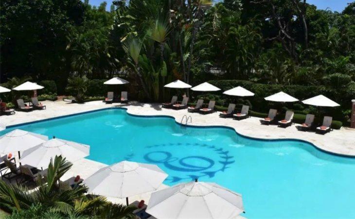 Hotel El Embajador en República Dominicana