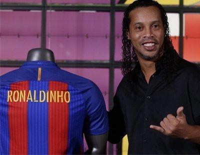 Ronaldinho aclara si se casará con dos mujeres a la vez