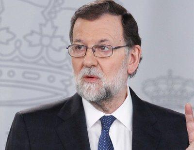 """Mariano Rajoy responde: """"La moción de censura va contra la estabilidad de España"""""""