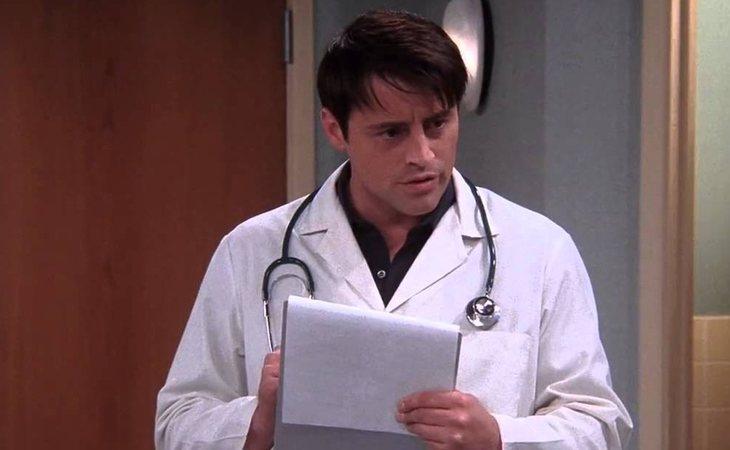 Joey nunca desisitió en su sueño de ser actor