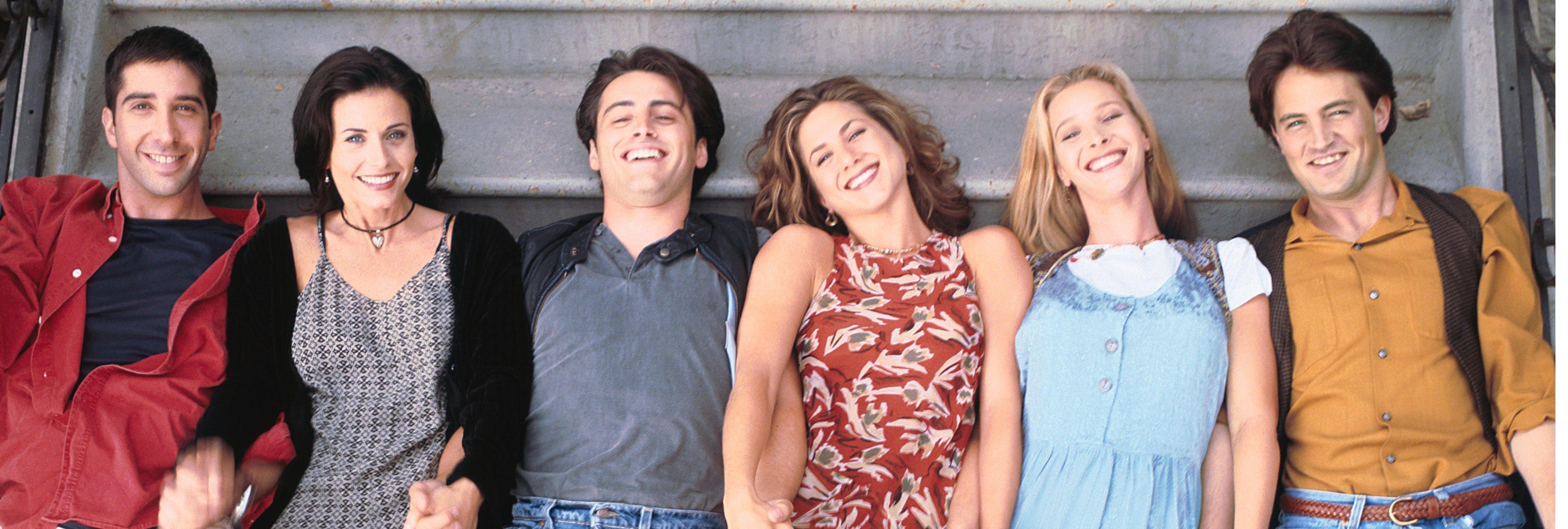 7 enseñanzas que nos dejó 'Friends'