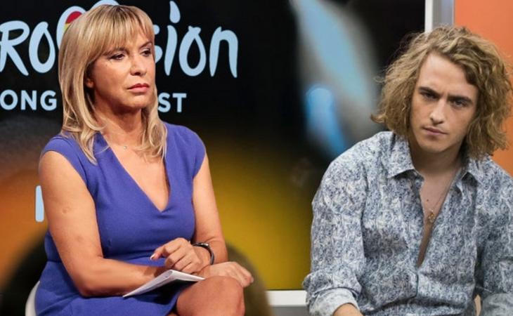 Toñi Prieto encadena polémicas tras las últimas dos ediciones de Eurovisión