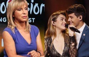 """Toñi Prieto, tras el desastre de Eurovisión: """"Estaríamos encantados de tener el festival"""""""