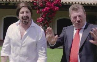 Los Morancos parodian el escándalo del chalé de Pablo Iglesias e Irene Montero