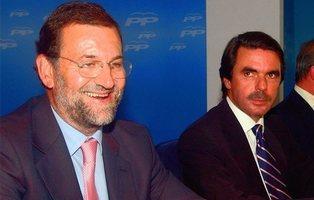 12 de los 14 ministros de Aznar están imputados, implicados o cobraron sobresueldos