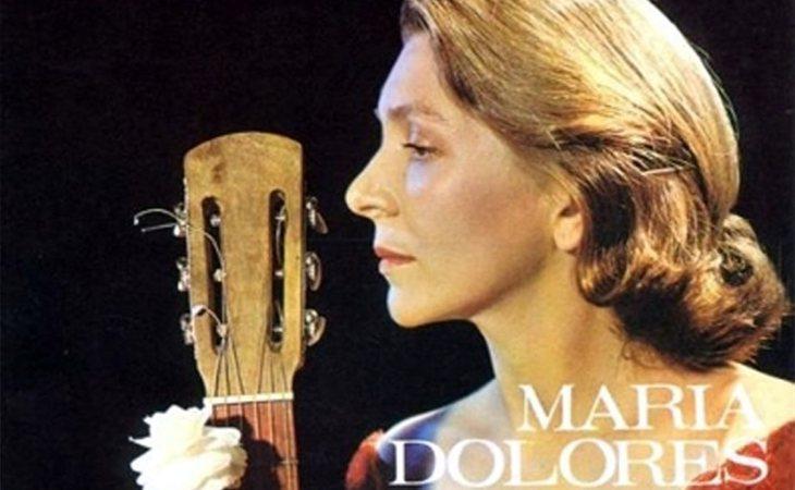 María Dolores Pradera, icono de la música en España