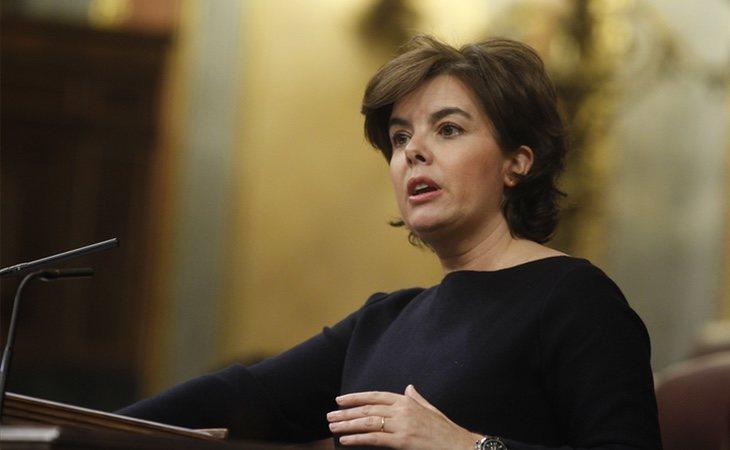 Soraya podría ser la nueva presidenta del Gobierno en funciones