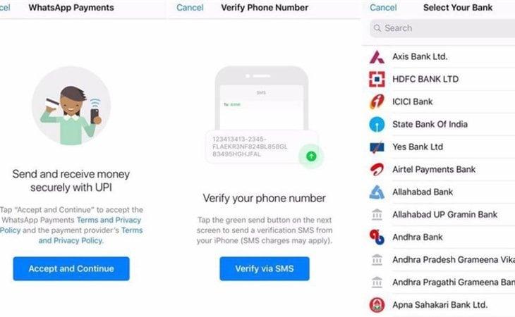 WhatsApp Payments ya está disponible en la India