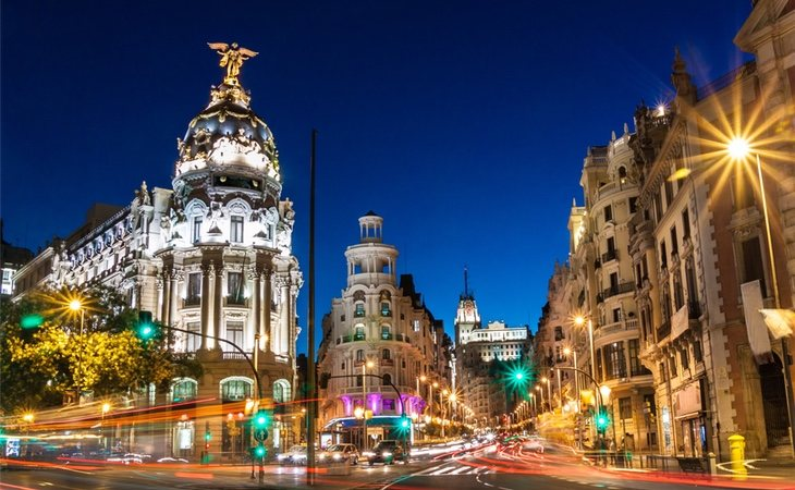 El precio de la vivienda en el centro de Madrid ronda los 1.000 euros