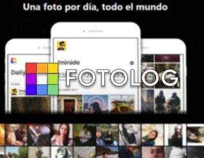 Fotolog, la primera gran red social, regresa en forma de app para móvil