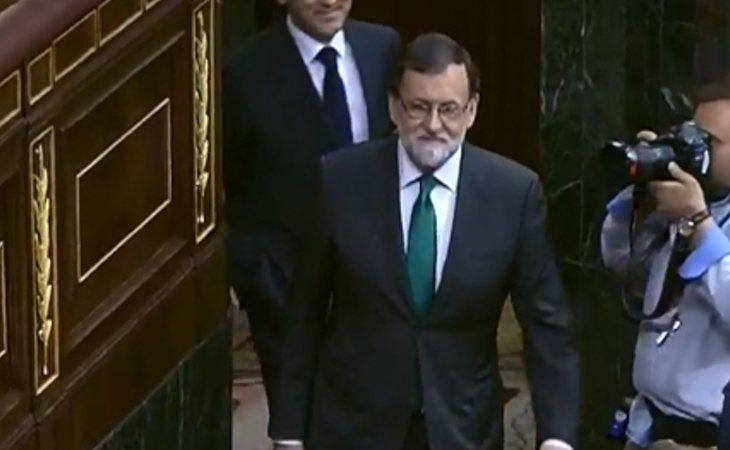 Día histórico: Moción de Censura contra Mariano Rajoy. La cuarta presentada en democracia