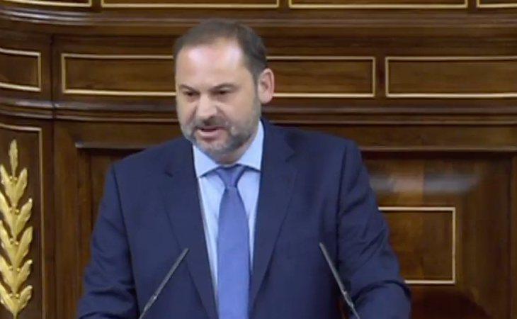 Ábalos lo deja claro: 'La reprobación de esta Cámara no puede quedar ausente. Por eso la moción de censura no puede ser instrumental. Es ...