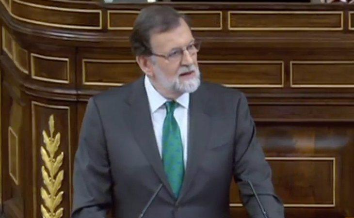 Rajoy: 'España hoy se encuentra mejor gracias a las políticas de mi Gobierno'