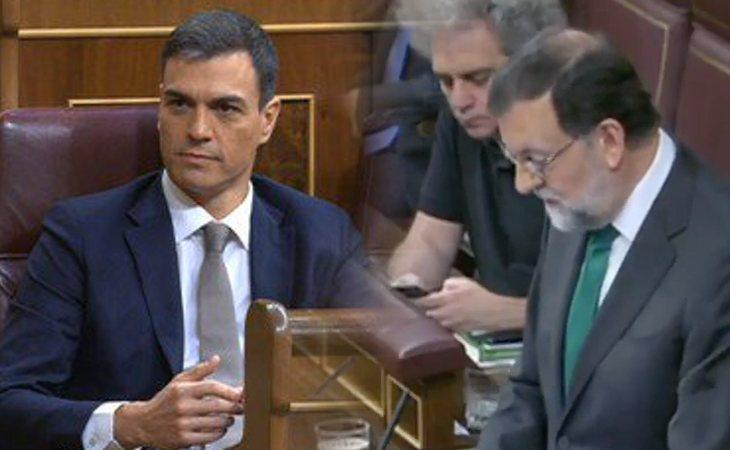 Rajoy: 'Esta moción no tiene otra sentido que las ambiciones de Sánchez'