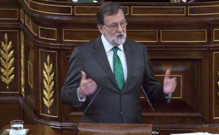 Mariano Rajoy, al PSOE: 'Hay que llegar al Gobierno como llegamos los demás: ganando unas elecciones'