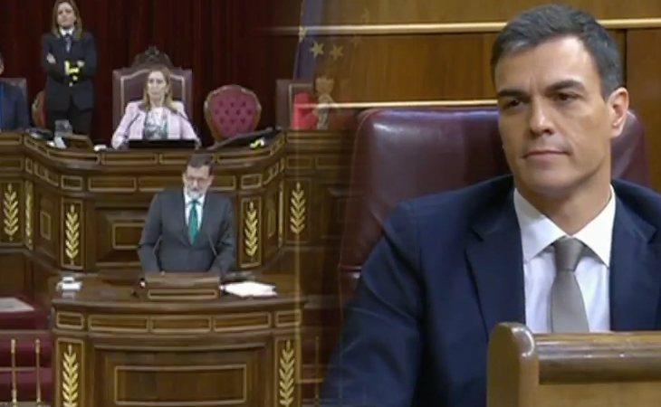 Mariano Rajoy: 'Sánchez quiere ser presidente sin aparecer por las urnas'