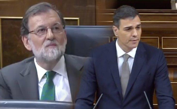 Sánchez a Rajoy: 'Su permanencia al frente de la presidencia es dañina para nuestro país'