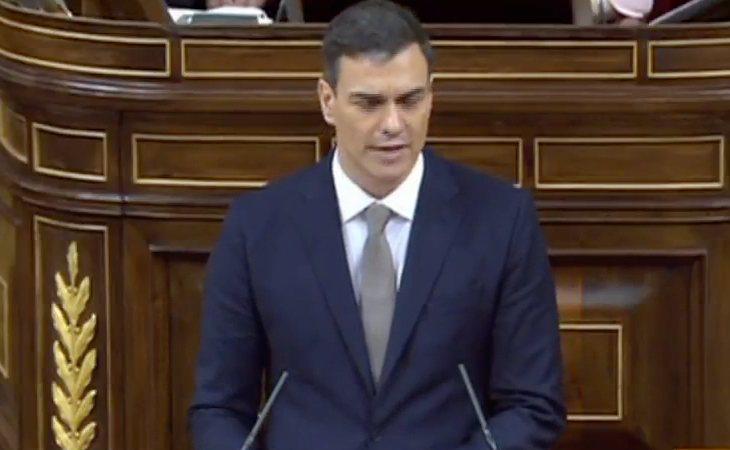 Pedro Sánchez promete diálogo entre el nuevo Gobierno y el Govern de Catalunya
