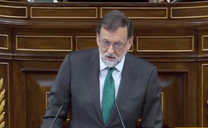 Rajoy sigue hablando de la corrupción del PSOE para no hablar de la del PP