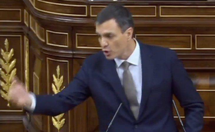 Pedro Sánchez replica a Rajoy: 'Hay que asumir las responsabilidades políticas ante la corrupción'