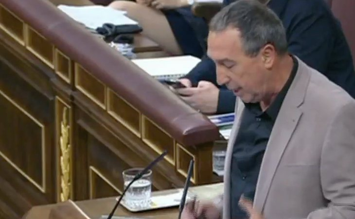 Compromís anuncia su apoyo a Pedro Sánchez en la moción de censura contra Rajoy