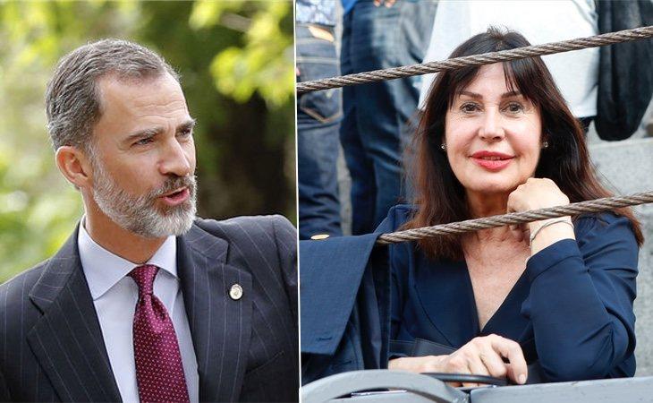 Felipe VI y Carmen Martínez Bordiú