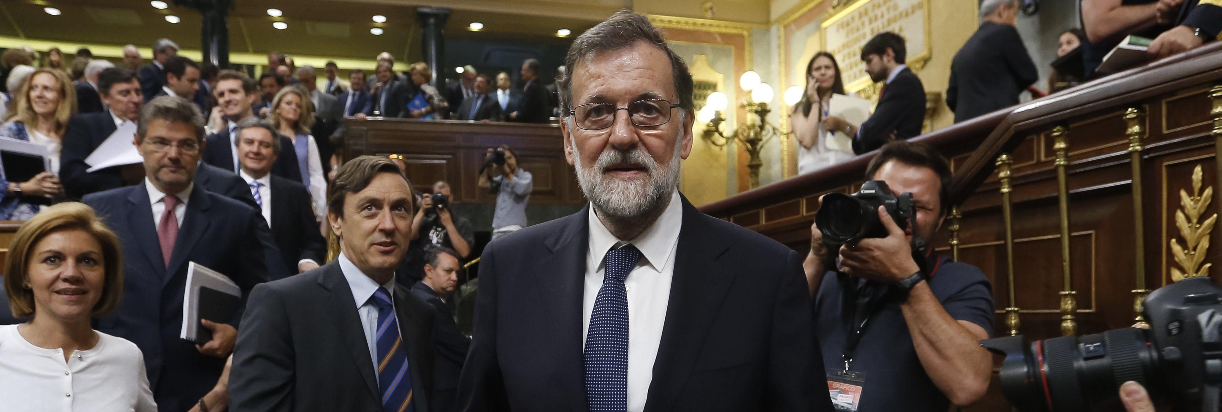Moción de censura: ¿Llega el final de Rajoy? ¿La debacle de Ciudadanos?