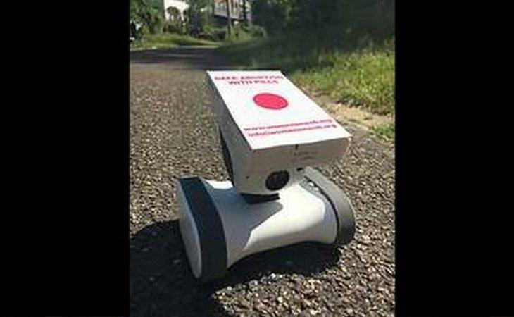 El robot del aborto