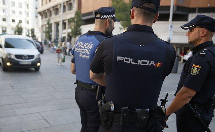 La policía montó un dispositivo para detener aAbdelillah