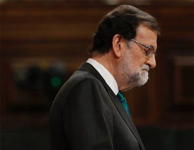 Día histórico: votación de la moción de censura a Rajoy
