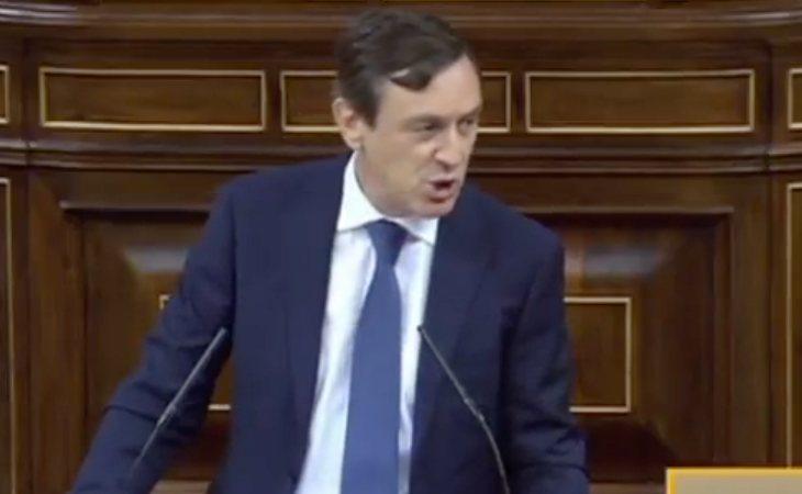 Pleno de Rafael Hernando: ETA, golpistas de Cataluña y el chalé de Pablo Iglesias