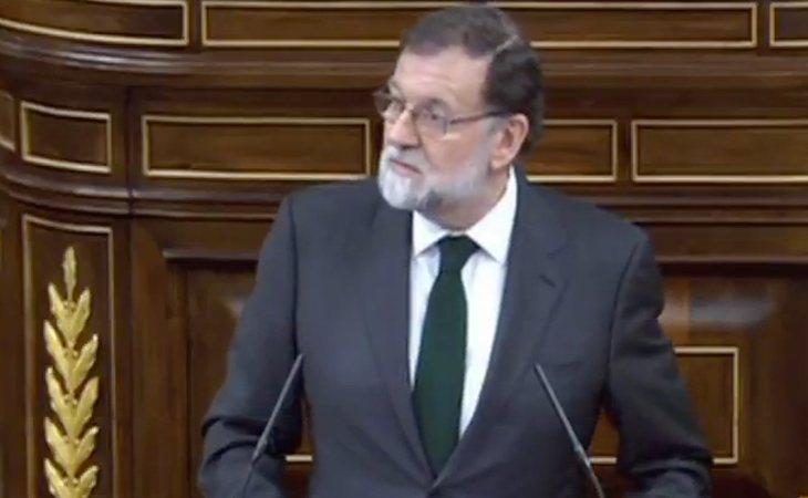 Mariano Rajoy ya acepta que la moción de censura saldrá adelante y se despide: 'Ha sido un honor'