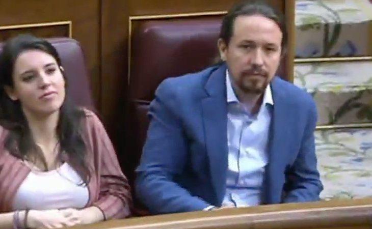Pablo Iglesias ya ha votado: sí