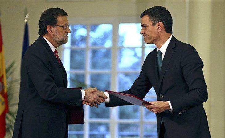Sánchez gobernará con unos presupuestos elaborados por el PP