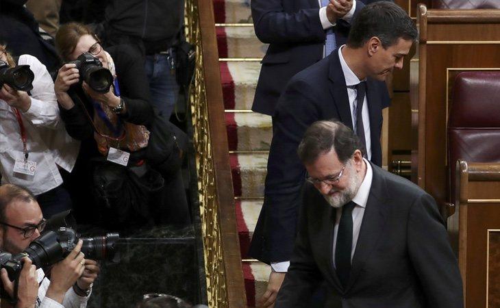 Mariano Rajoy continuará en funciones hasta la investidura efectiva de Pedro Sánchez