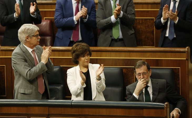 Mariano Rajoy se ha despedido de la presidencia del Gobierno