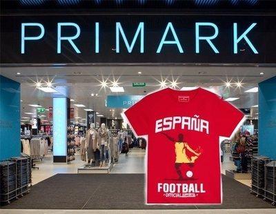 Primark rectifica tras vetar las camisetas de La Roja en Cataluña