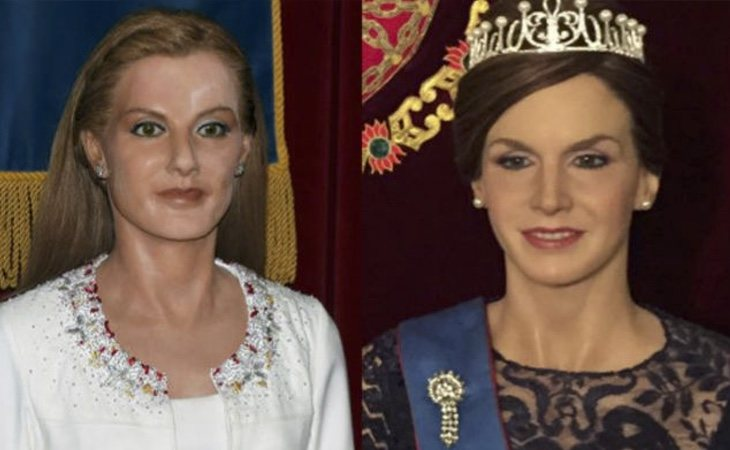 La figura de la Reina Letizia ha sufrido varias modificaciones