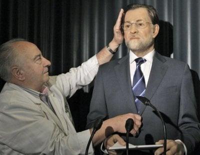 El Museo de Cera de Madrid ordena decapitar la figura de Rajoy tras la moción de censura