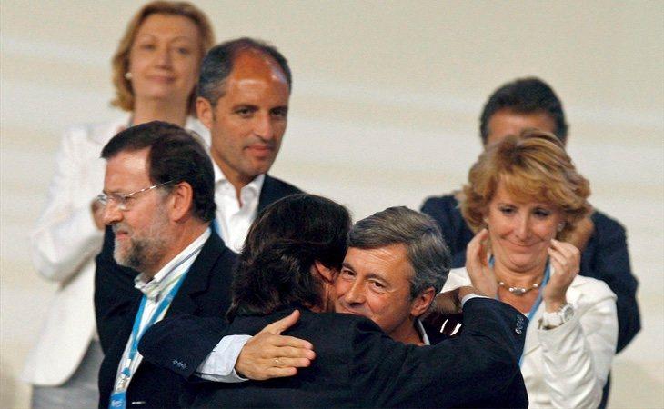 El Congreso de Valencia de 2008 acabó con la oposición interna a Mariano Rajoy