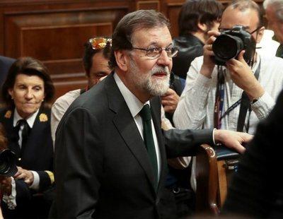 ¿Y si Rajoy evita dimitir como diputado del Congreso para evitar su imputación en la Gürtel?