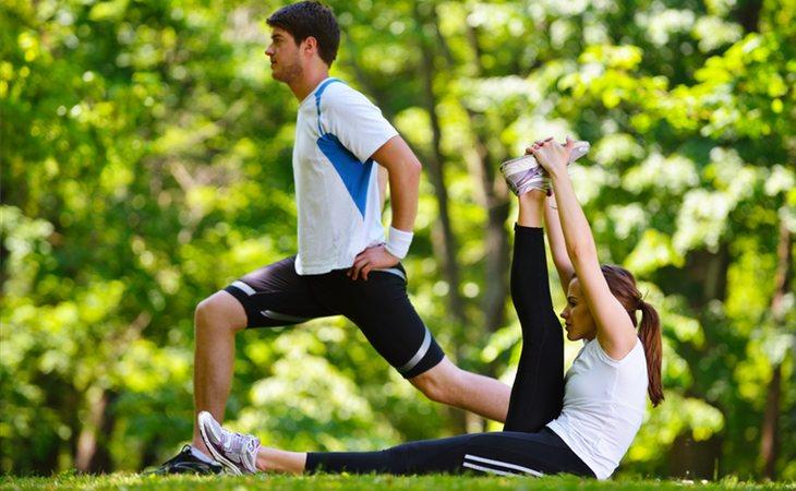 Haz algo de ejercicio para desconectar