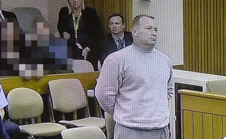 Dillon ha sido condenado a 41 años de prisión