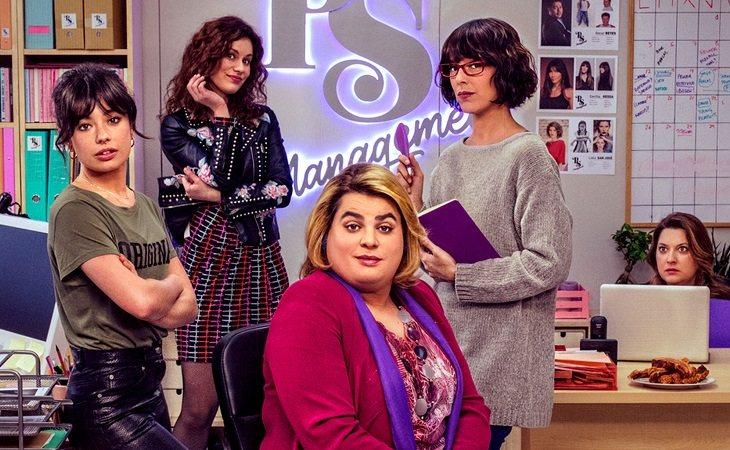 La segunda temporada de 'Paquita Salas' estará disponible el 29 de junio