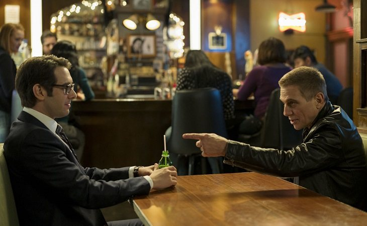 'The Good Cop' se estrena el 21 de septiembre en Netflix