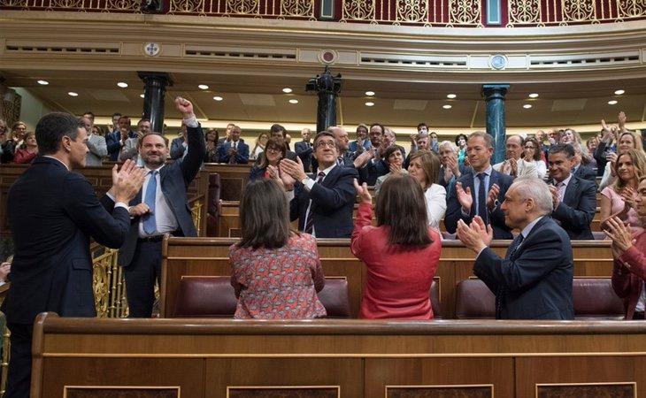 La victoria de Pedro Sánchez ha supuesto el final de la vida política de Mariano Rajoy