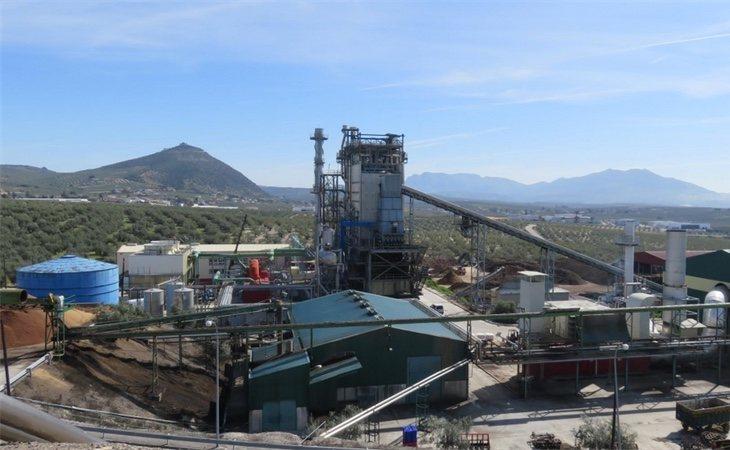 Aceites y Energía Santamaría. /Foto: Interempresas